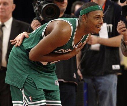 Your Morning Dump... Where Paul Pierce is the greatest scorer in Celtics history*