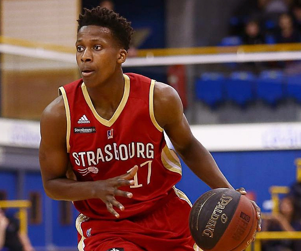 2017 NBA Draft: New York Knicks Select Frank Ntilikina