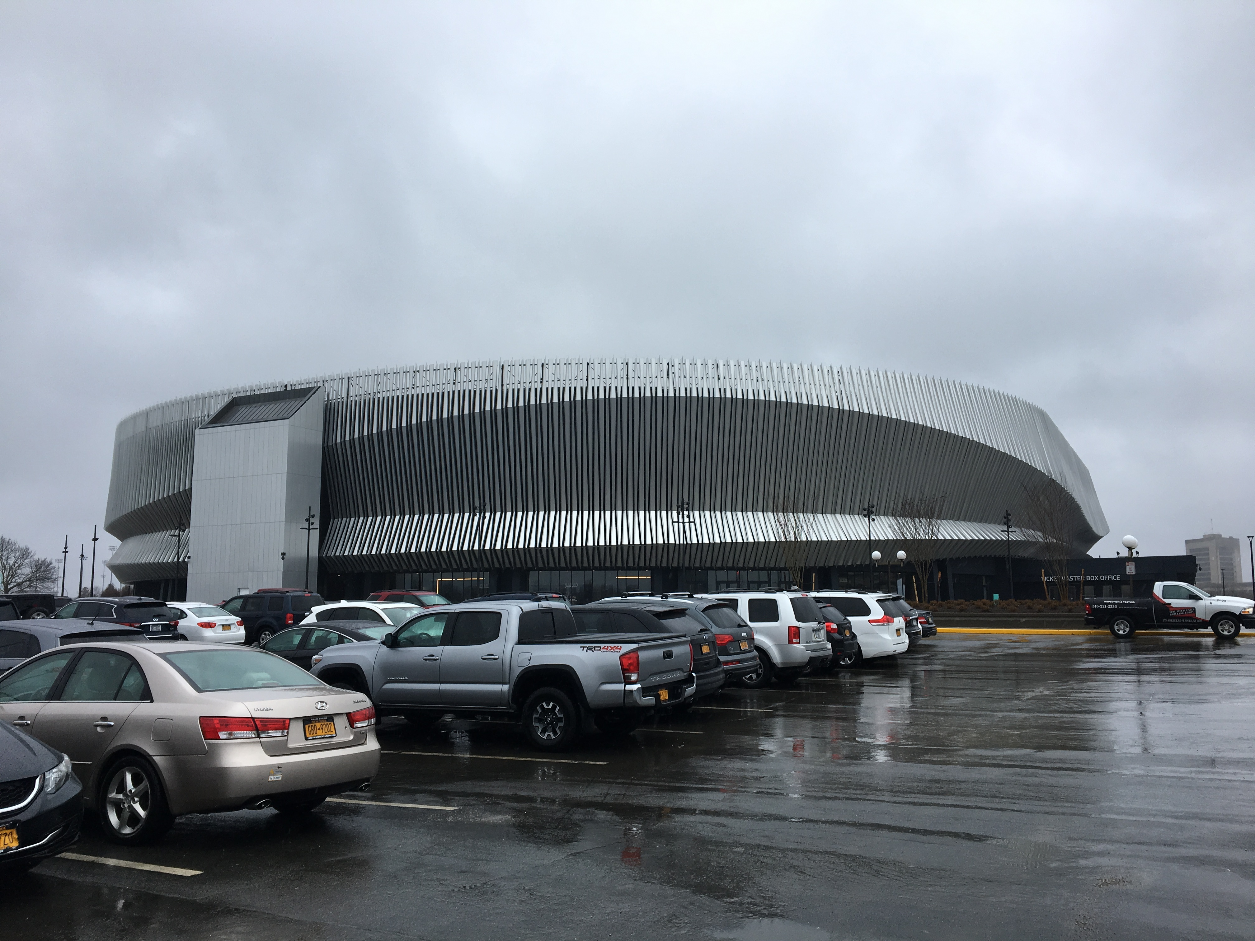Islanders Anxious for Coliseum Return
