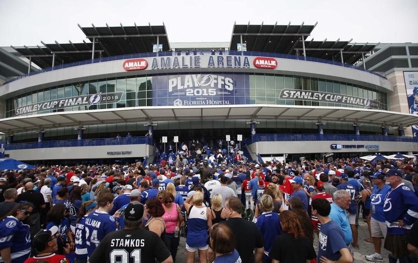 Tampa Bay Lightning's 2015 Stanley Cup Final Memories Endure