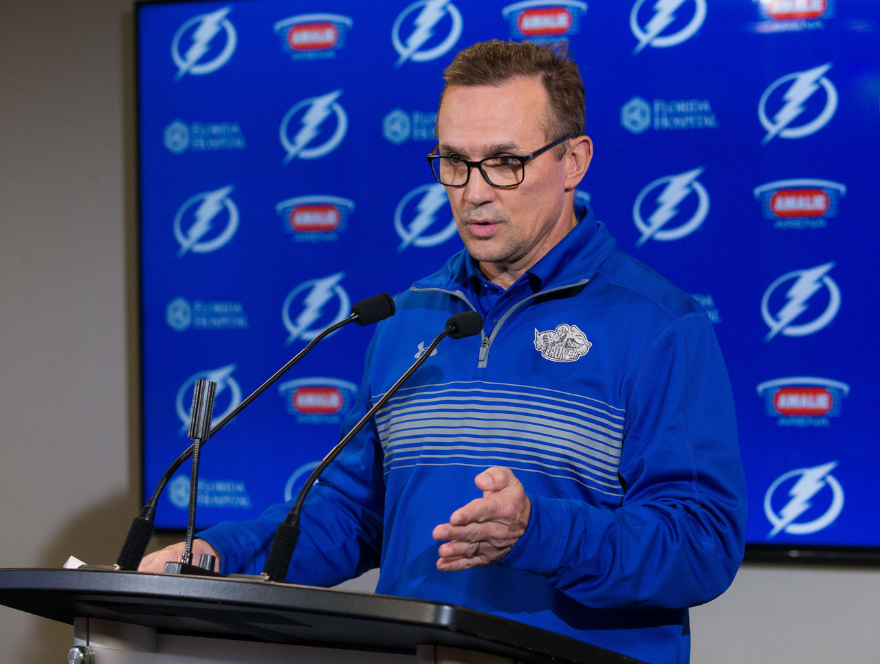 Tampa Bay Lightning GM Steve Yzerman Swings For The Fences With The Jonathan Drouin Trade