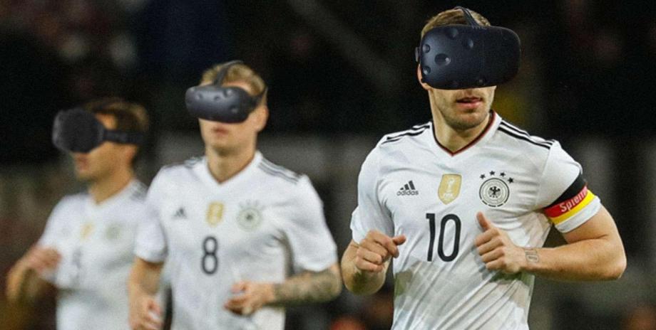 German Football Association now embracing virtual reality to train players