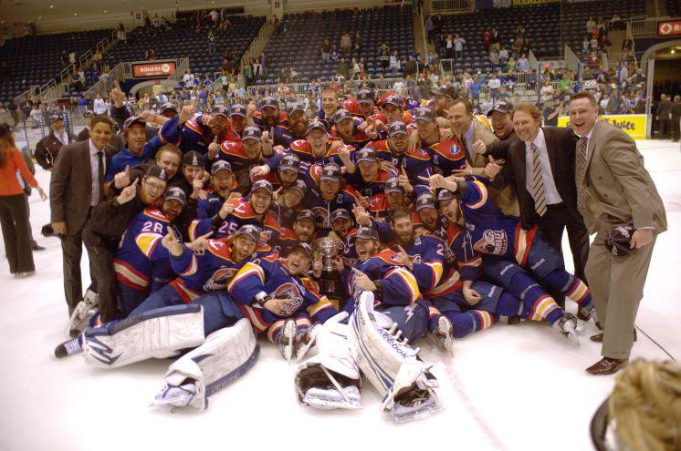 2012 Norfolk Admirals Calder Cup Champions Reunion