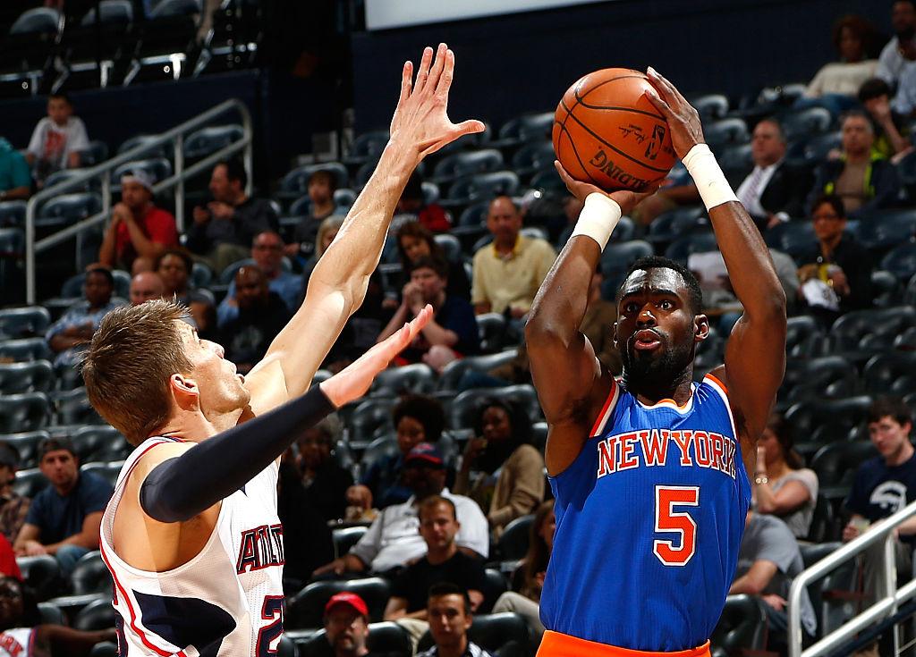 Knicks Announce Tim Hardaway Jr. Will Wear Number Three