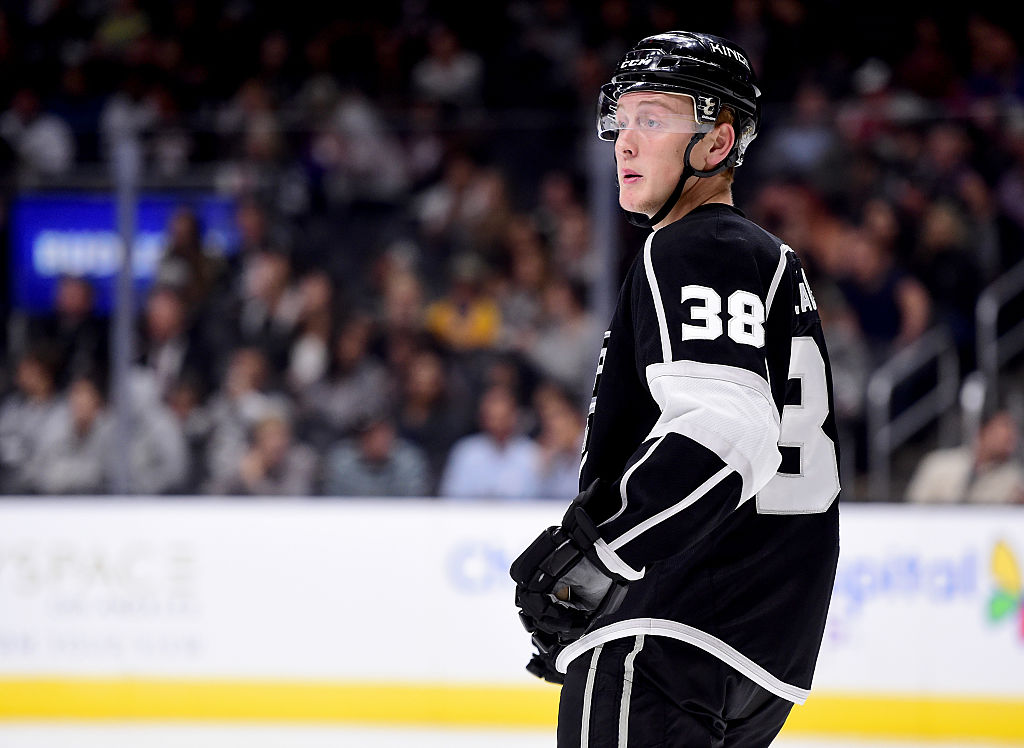 Paul LaDue Signs 1-Year Deal with Los Angeles Kings