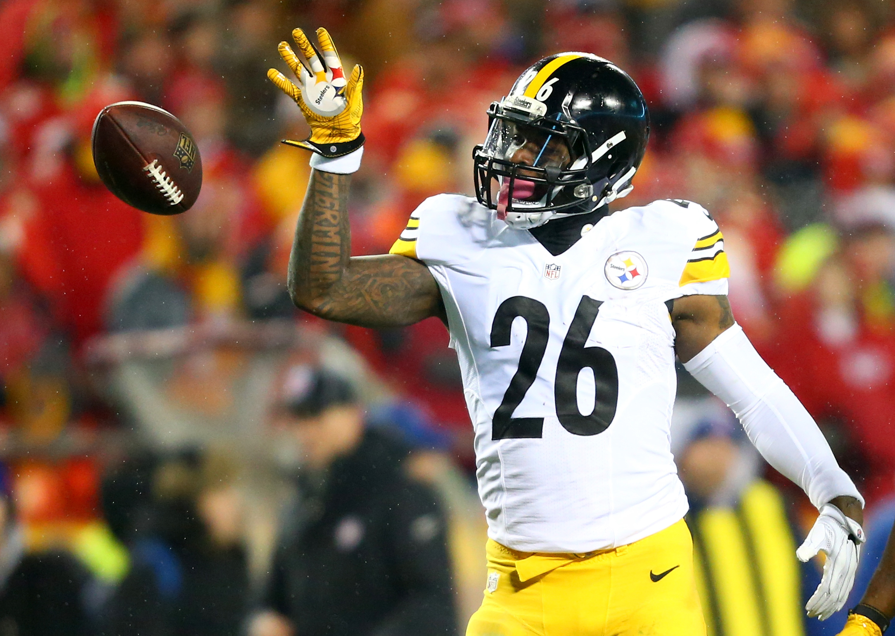 Let's talk about Le'Veon Bell