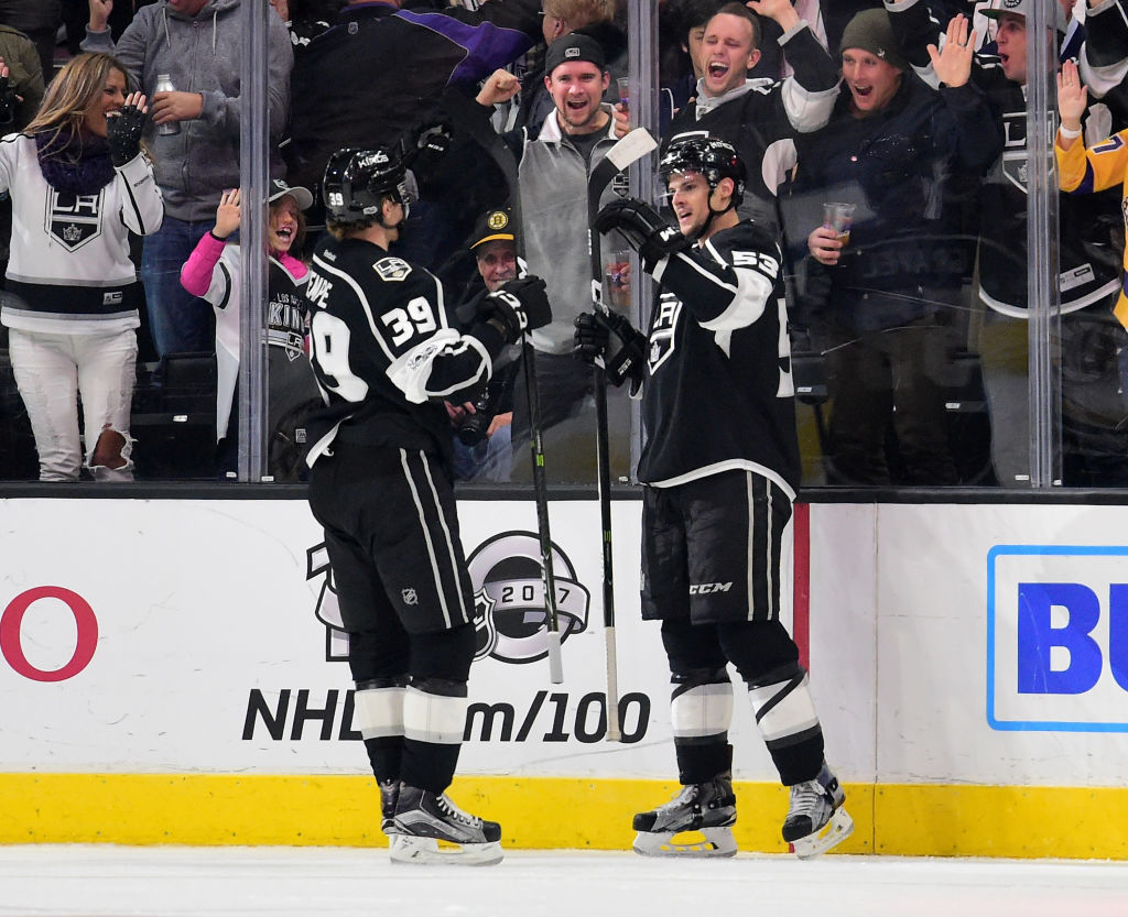Kevin Gravel Signs 1-Year Extension with Los Angeles Kings