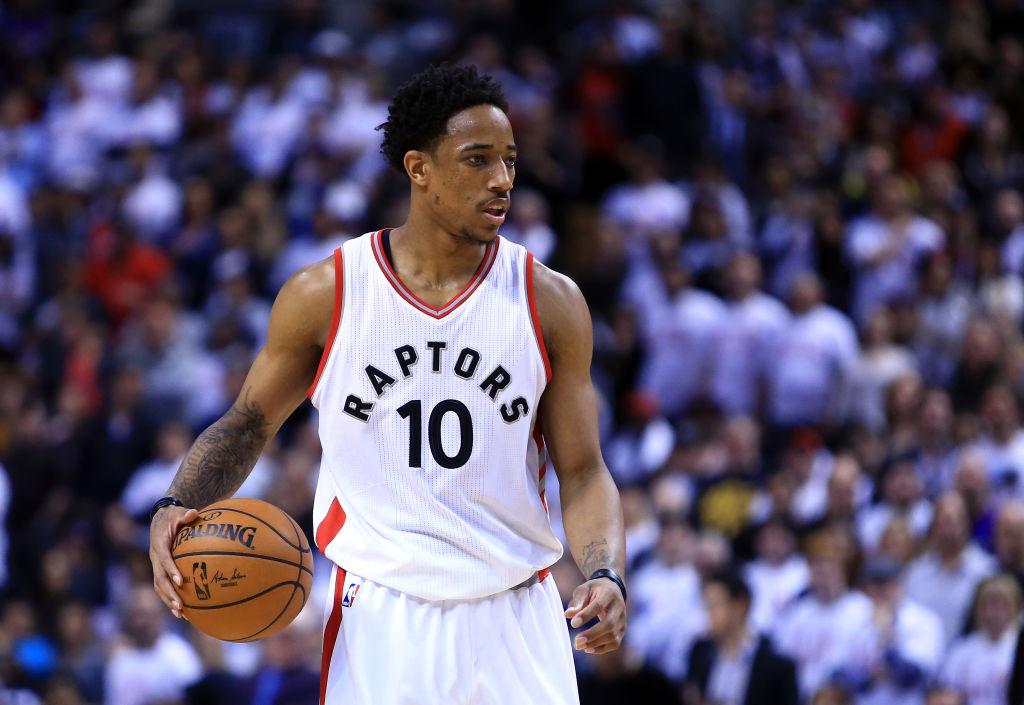 DeMar DeRozan lands first-ever NBA 2K18 Canadian cover
