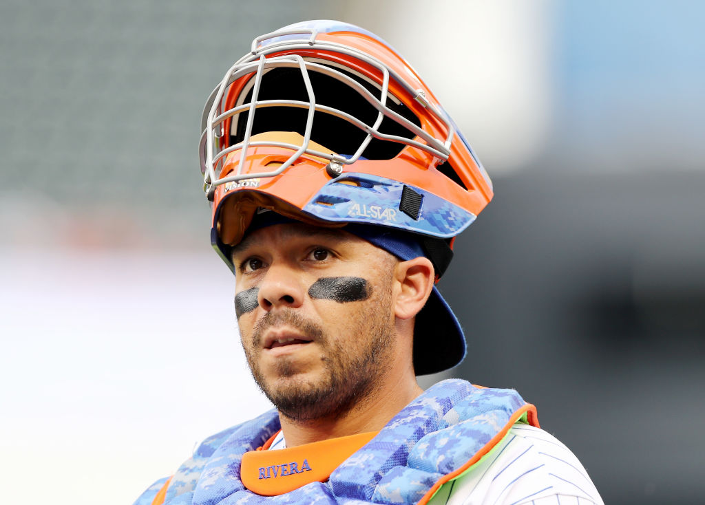 Report: Chicago Cubs Have Shown Trade Interest In Rene Rivera