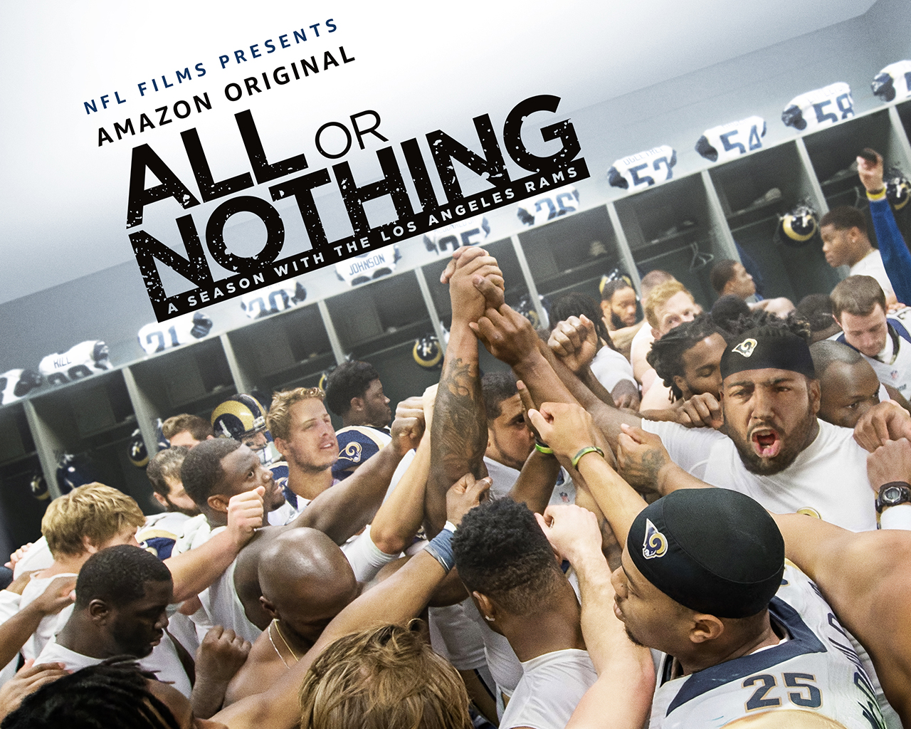 I Hate-Watched 'All or Nothing' Rams Edition So You Don't Have To