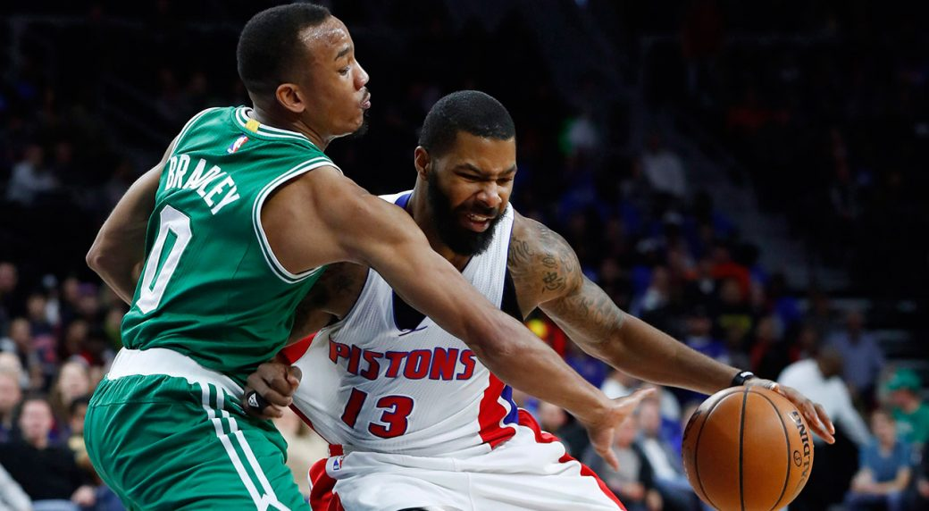 Reports: Bradley traded to Detroit for Marcus Morris
