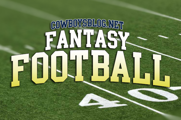 CowboysBlog.Net Fantasy Football League
