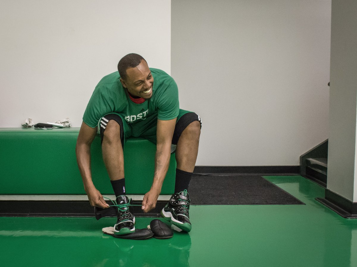 Your Morning Dump... Where Pierce comes back to get his old shoes