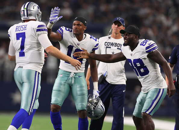 Watch: Every Cooper Rush Pass Thrown vs Colts
