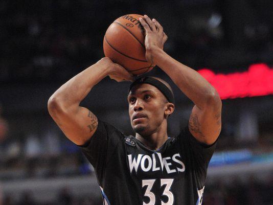 Scouting Timberwolves target Dante Cunningham