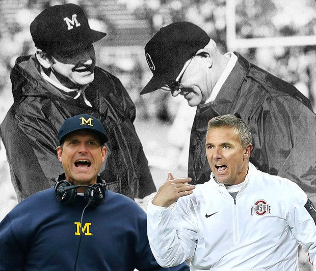 """Michigan And """"That School Down South"""" - The New Ten-Year War?"""