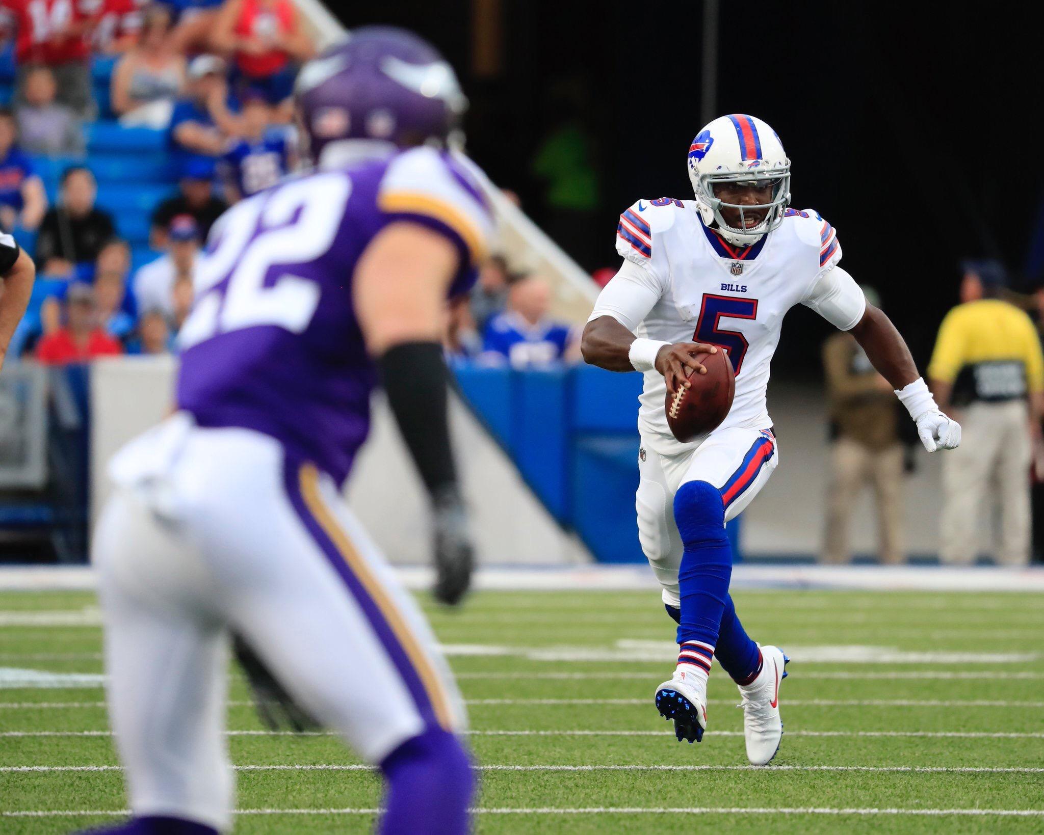 Fake Takes from a fake game: Bills/Vikings