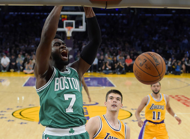 Your Morning Dump... Where the Tampering, Talentless Lakers Can Help The Celtics
