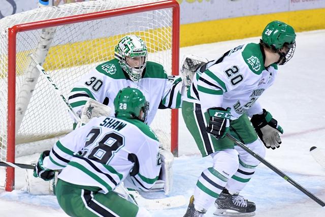 UND Releases New Hockey Jerseys