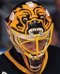 Favorite Bruins Goalie Masks