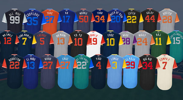 MLB Players Appreciation Weekend: Which nicknames reign supreme?
