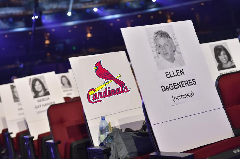The Cardinals Are Seat Fillers And Stars Are Coming Back For The Big Awards