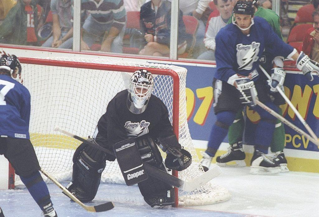 Tampa Bay Lightning At 25: Manon Rheaume Makes Hockey History