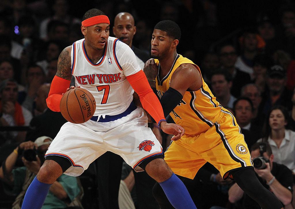 Knicks Agree To Trade Carmelo Anthony To Oklahoma City Thunder