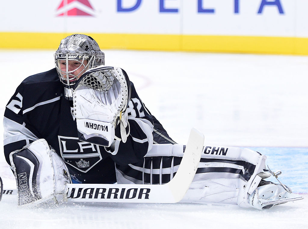 LA Kings To Hold Emergency Backup Goalie Open Tryouts on September 27