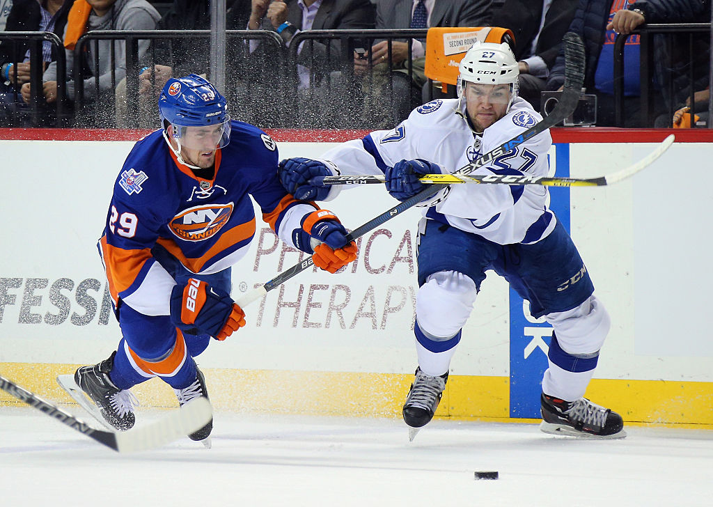 Islanders Adjusting to Stricter Slashing and Faceoff Rules