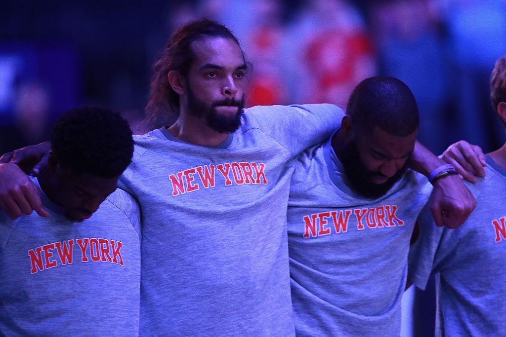 Why More NBA Players Should Embrace the G League for Rehab Like Joakim Noah