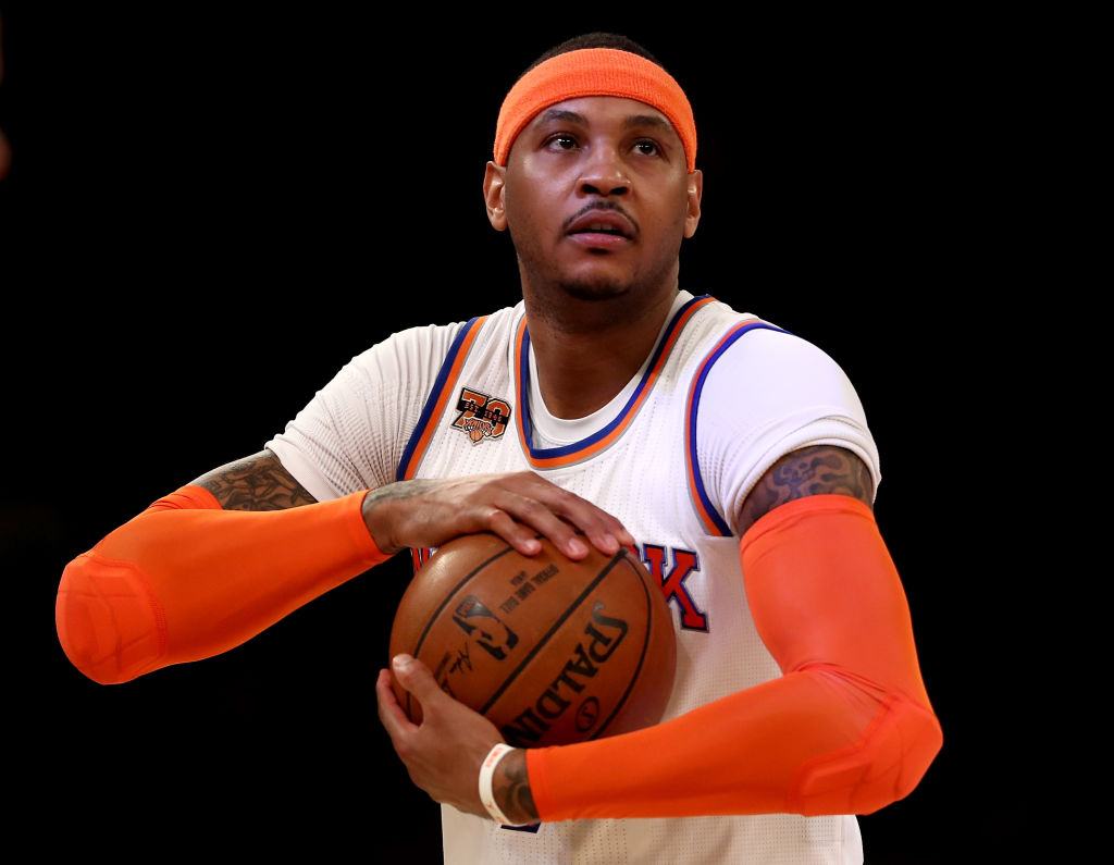 Knicks expect Carmelo Anthony to be part of team: will he reciprocate their embrace?