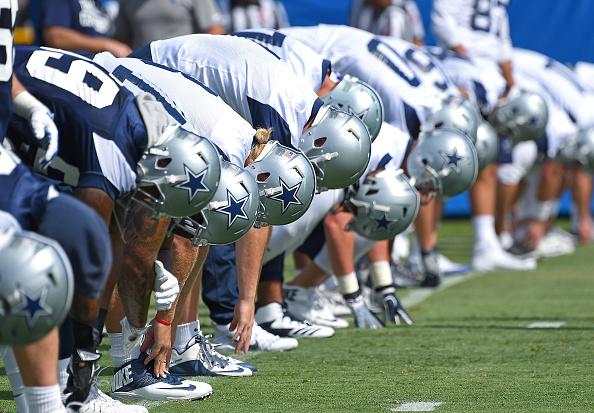 Dallas Cowboys Announce 53-Man Roster 2017