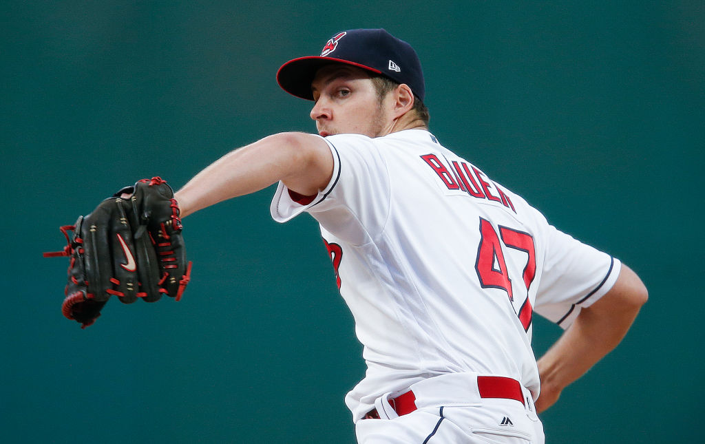 Should The Indians Try to Extend Trevor Bauer?