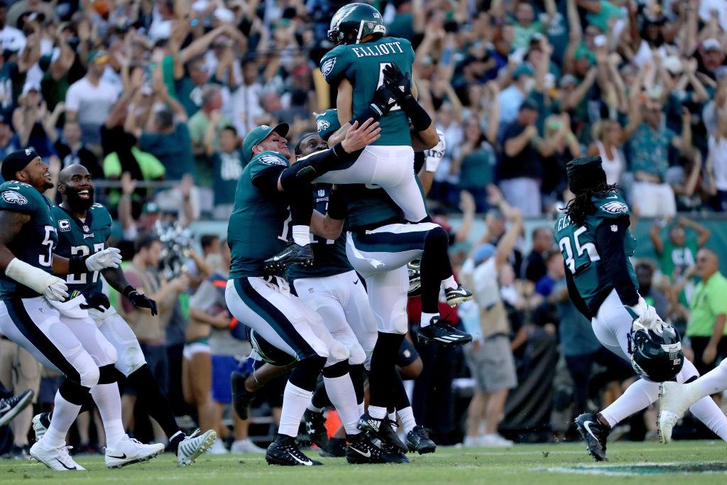 Week 3 Wrap-Up: Philadelphia Eagles vs. New York Giants