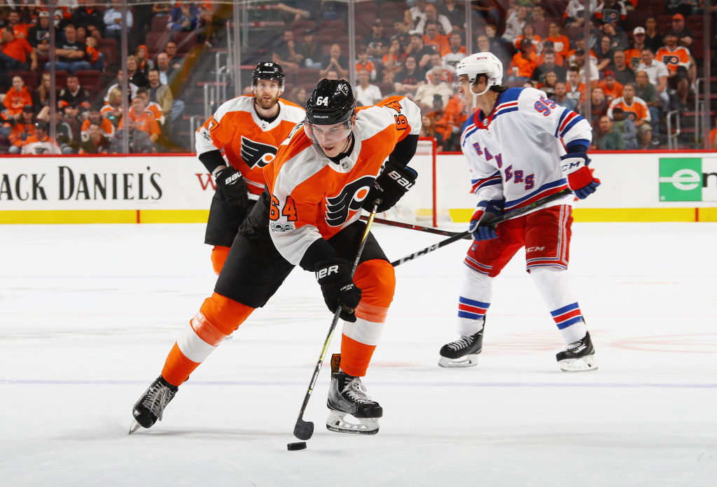 Analysis: Flyers beat Rangers 4-3 in preseason home opener