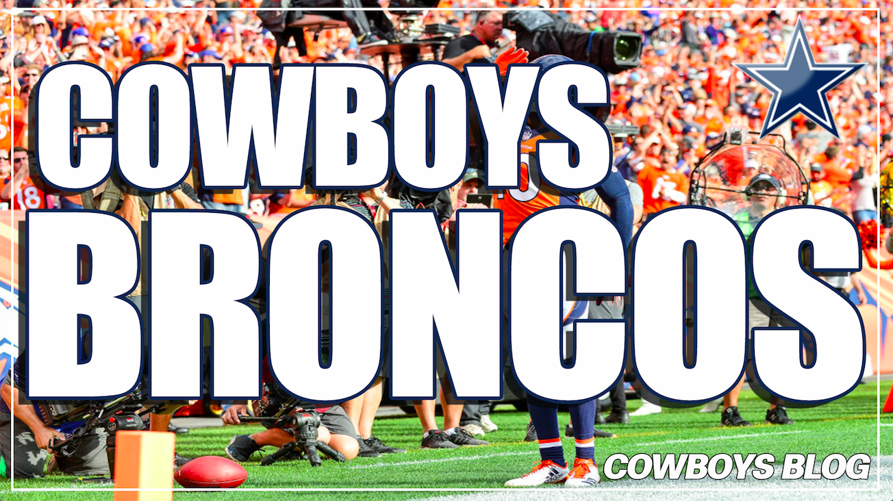 Cowboys Totally Obliterated by Denver Broncos 42-17