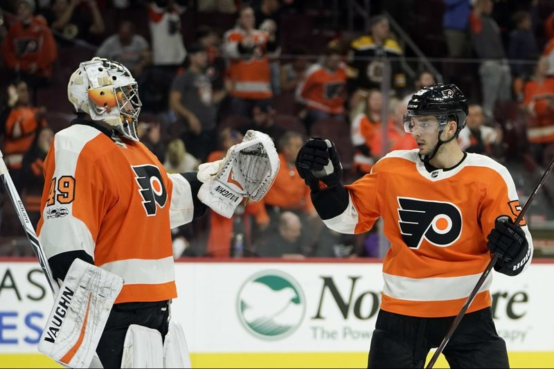 Analysis: Flyers beat Bruins 5-1