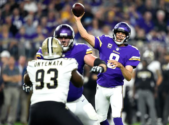 Sam Bradford: Vikings Fool's Gold?