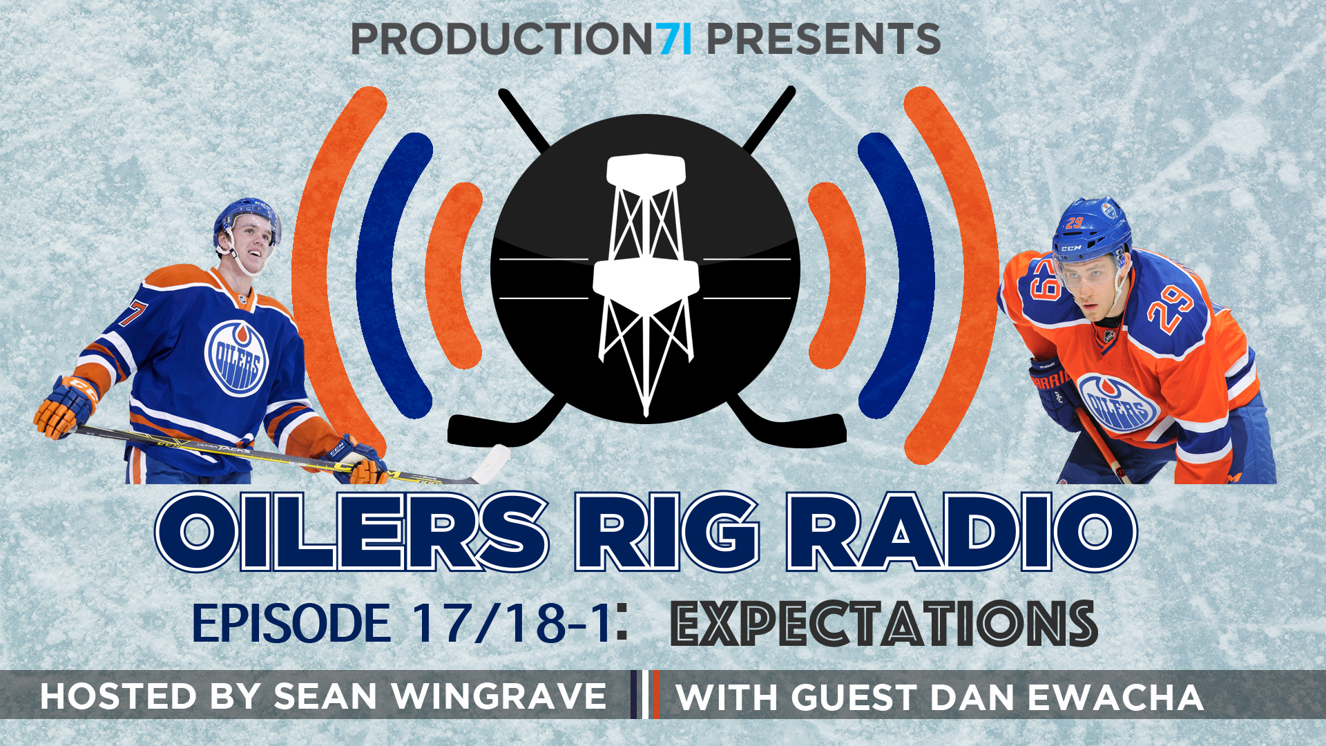 """The Oilers Rig Radio Episode 2017/18-1, """"Expectations."""""""