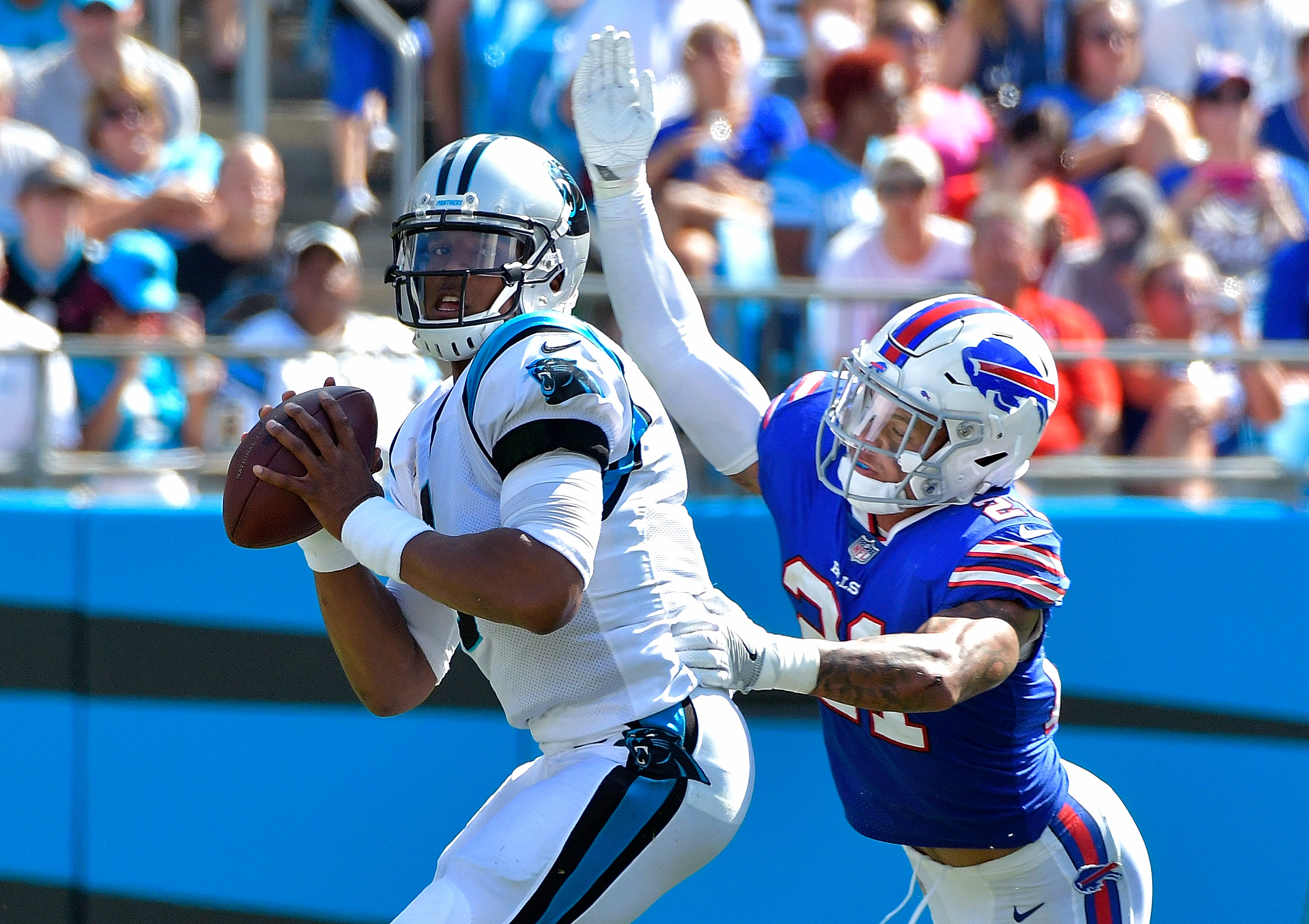 List of Joe: Bills/Panthers recap- Stats, commentary, and swear words