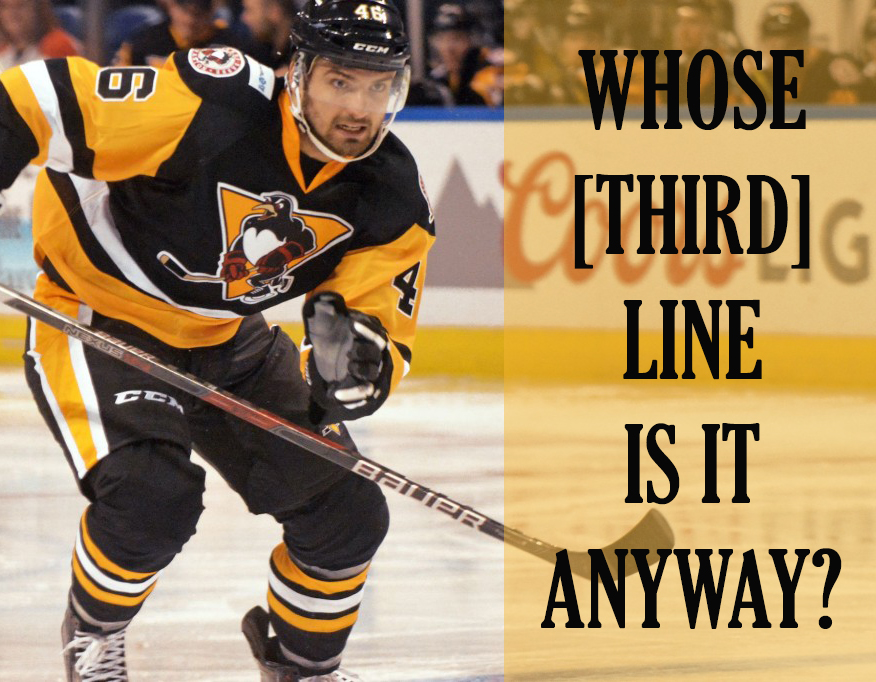 Whose Third Line Is It Anyway?