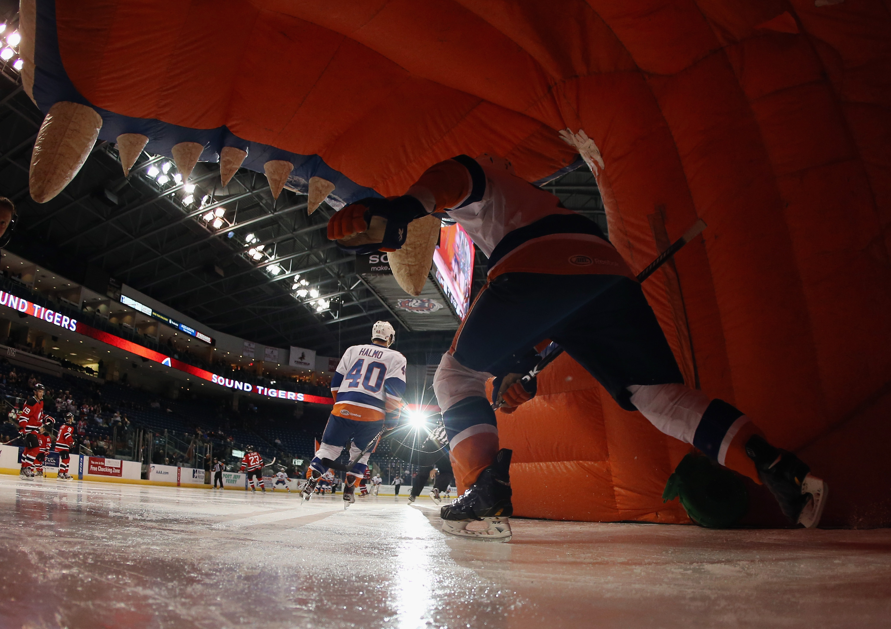 Negotiations Ongoing Between Sound Tigers and City of Bridgeport