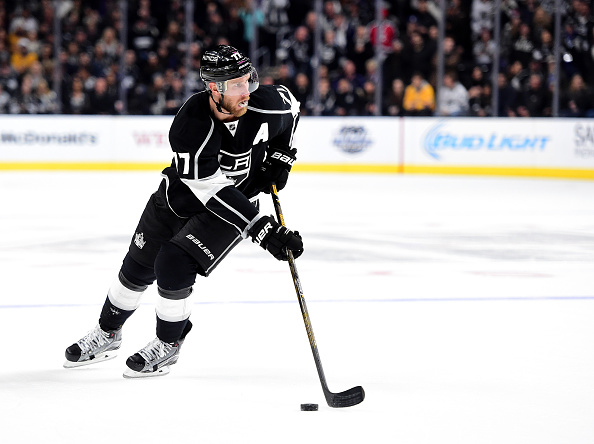 Los Angeles Kings Forward Jeff Carter is out Indefinitely After Undergoing Surgery