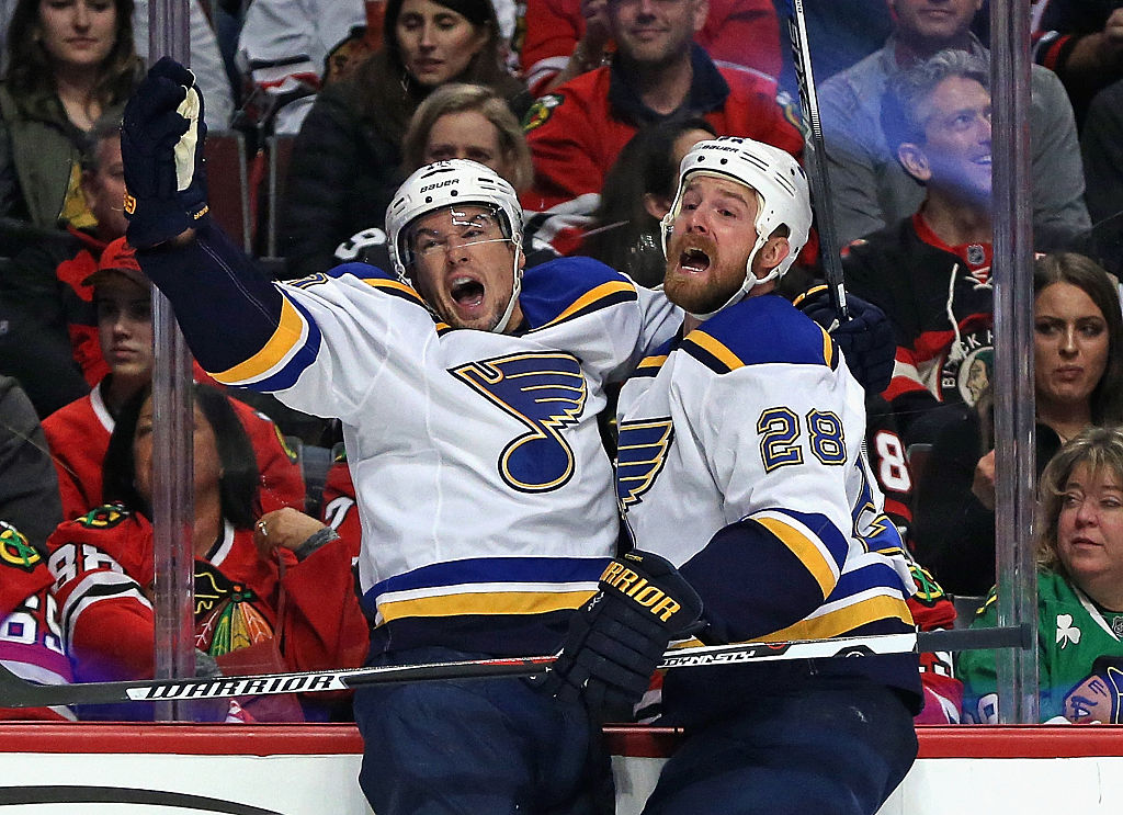 """Scottie Upshall: """"It's nice to be back"""""""