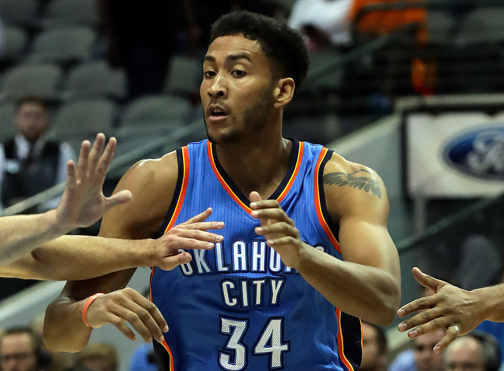 The Oklahoma City Thunder Will Need To Figure Out Their Bench
