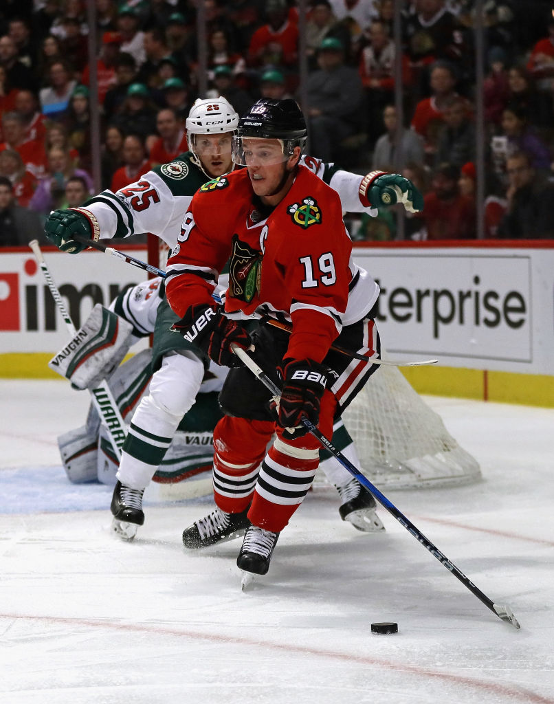 Wild Persistent And Banged Up in 5-2 Road Win Over Chicago