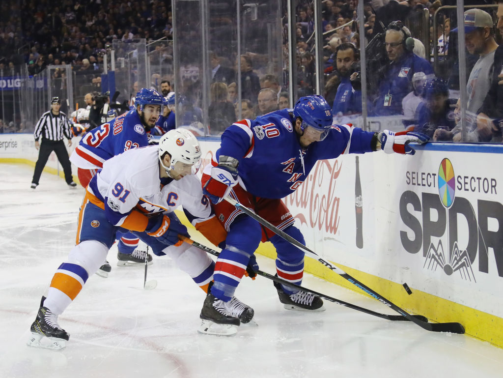 Barone: Islanders-Rangers Renew Rivalry at Perfect Time