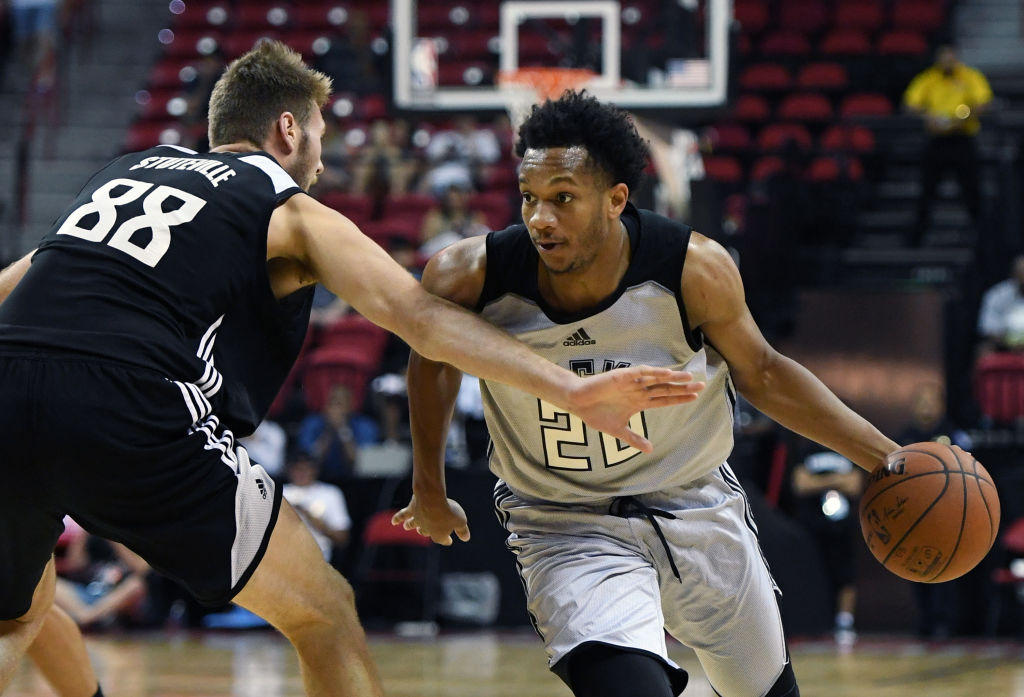 Should the Knicks explore a trade for Bucks' wing Rashad Vaughn?