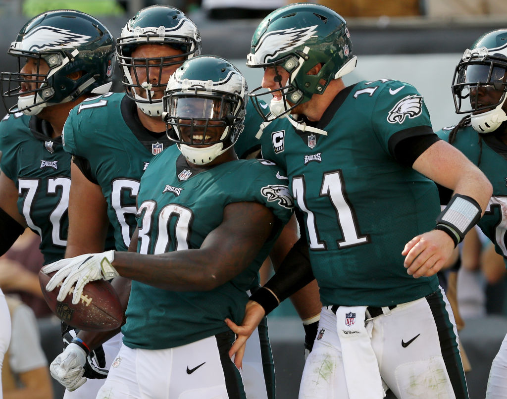 Eagles Weekly Recap: Week 5, Darby return, Rankings jump, and more